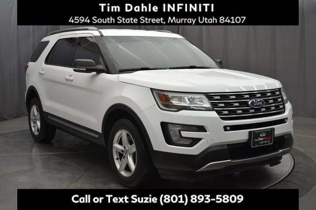 Pre Owned 2016 Ford Explorer Xlt