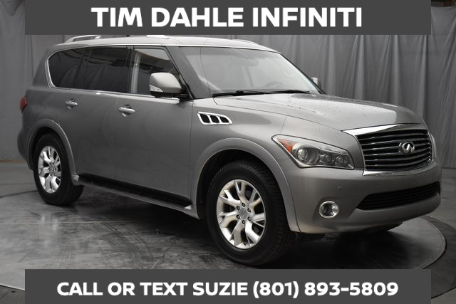 Pre-Owned 2011 INFINITI QX56 Theater Package