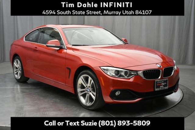 Bmw Of Murray >> Pre Owned 2017 Bmw 4 Series 430i Xdrive