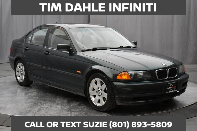 Pre-Owned 2000 BMW 3 Series 323i