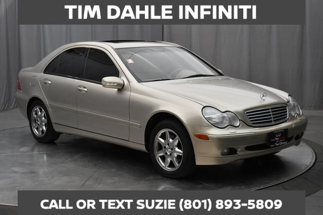 Pre-Owned 2002 Mercedes-Benz C-Class C 240