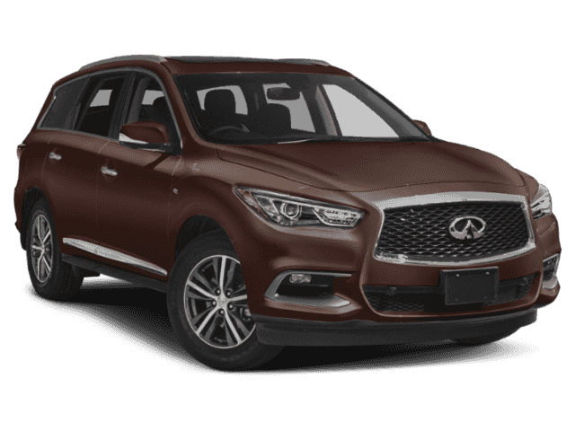 New 2019 INFINITI QX60 PURE AWD