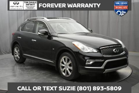 Certified Pre-Owned 2017 INFINITI QX50 Premium Plus